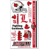 Louisville Temporary Tattoos