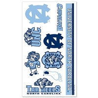 North Carolina Temporary Tattoos