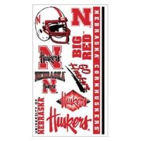 Nebraska Temporary Tattoos