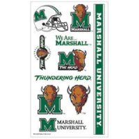 Marshall Temporary Tattoos