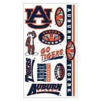 Auburn Temporary Tattoos
