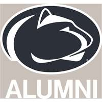 Penn State Nittany Lions Transfer Decal - Alumni