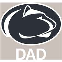 Penn State Nittany Lions Transfer Decal - Dad