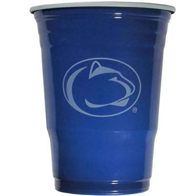 dd5243c3249 Penn State Nittany Lions Plastic Game Day Cup - 18 Count