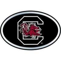 South Carolina Color Auto Emblem