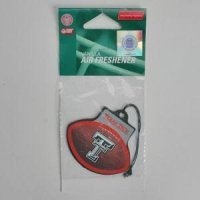 Texas Tech Plastic Air Freshener