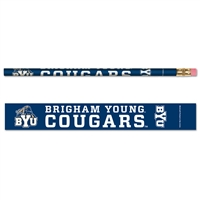 Byu Pencil 6-pack