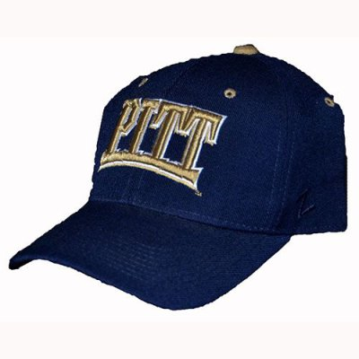 be3d7fc21 Pittsburgh Panthers Fitted Hat By Zephyr