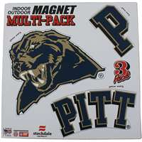 Pittsburgh Panthers Magnet Multi-Pack