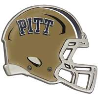 Pittsburgh Panthers Auto Emblem - Helmet