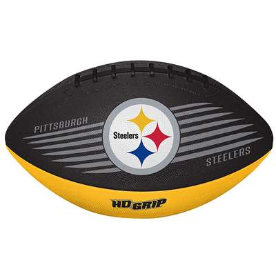 Pittsburgh Steelers Rawlings Downfield Mini Football
