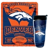 Denver Broncos Mug and Snug Blanket Giftset