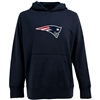 New England Patriots Antigua Signature Hoodie - Navy