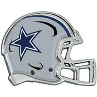 Dallas Cowboys Auto Emblem - Helmet