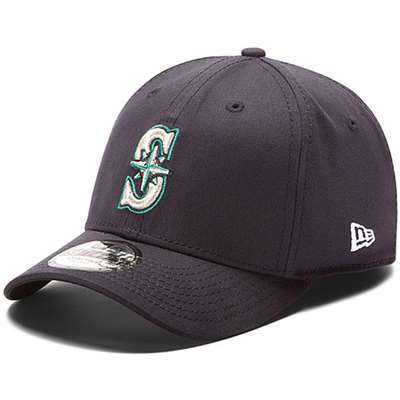 Seattle Mariners New Era 39Thirty Youth Toddler Hat 3d47a6de3d4