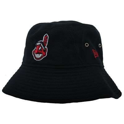 Cleveland Indians New Era Team Bucket Hat c724f25eac4