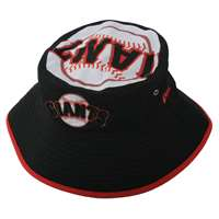 San Francisco Giants New Era Logo Topper Bucket Hat