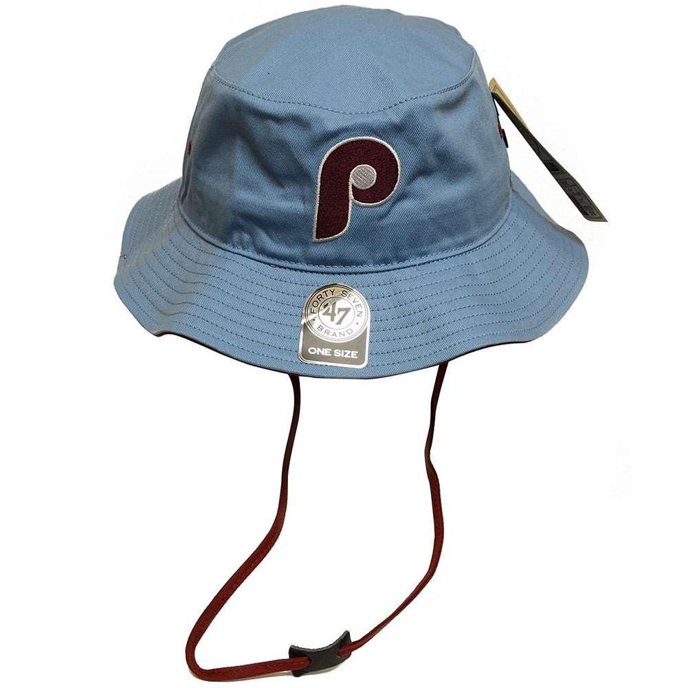 Official Philadelphia Phillies Bucket Hat Philadelphia