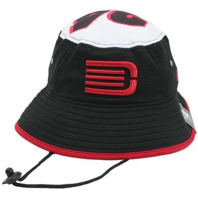 NASCAR  24 Jeff Gordon New Era Logo Topper Bucket Hat 9be60dbd51e