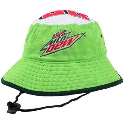 NASCAR  88 Dale Earnhardt Jr. New Era Logo Topper Bucket Hat 9be1ae96b79