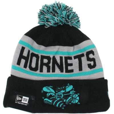 c4e1173f96e Charlotte Hornets New Era Biggest Fan Redux Knit Beanie