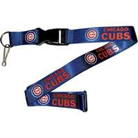 Chicago Cubs Logo Lanyard