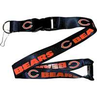 Chicago Bears Logo Lanyard