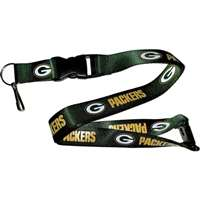Green Bay Packers Logo Lanyard