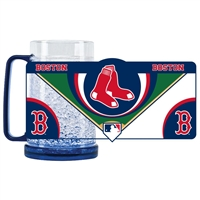Boston Red Sox Mug - 16 Oz Freezer Mug