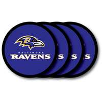 Baltimore Ravens Coaster Set - 4 Pack