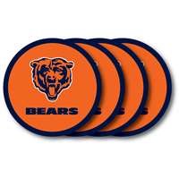 Chicago Bears Coaster Set - 4 Pack