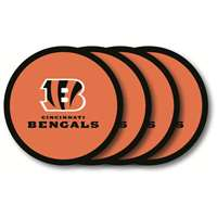 Cincinnati Bengals Coaster Set - 4 Pack