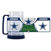Dallas Cowboys Mug - 16 Oz Freezer Mug