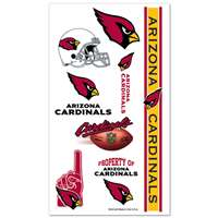 Arizona Cardinals Temporary Tattoos