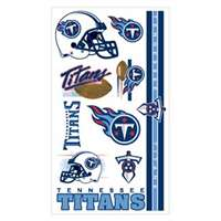 Tennessee Titans Temporary Tattoos