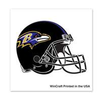 Baltimore Ravens Temporary Tattoo - 4 Pack