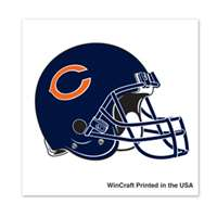 Chicago Bears Temporary Tattoo - 4 Pack
