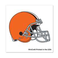 Cleveland Browns Temporary Tattoo - 4 Pack