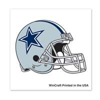 Dallas Cowboys Temporary Tattoo - 4 Pack