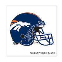 Denver Broncos Temporary Tattoo - 4 Pack