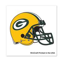 Green Bay Packers Temporary Tattoo - 4 Pack