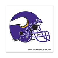 Minnesota Vikings Temporary Tattoo - 4 Pack