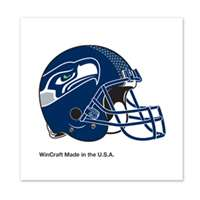 Seattle Seahawks Temporary Tattoo - 4 Pack