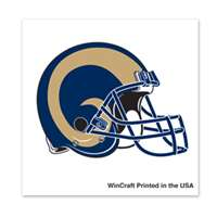 St. Louis Rams Temporary Tattoo - 4 Pack