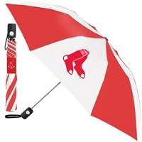 Boston Red Sox Umbrella - Auto Folding
