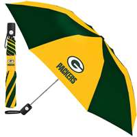 Green Bay Packers Umbrella - Auto Folding