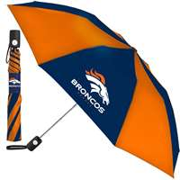Denver Broncos Umbrella - Auto Folding