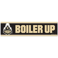Purdue Boilermakers Bumper Sticker