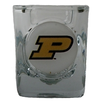 Purdue Boilermakers Shot Glass - Square 2oz