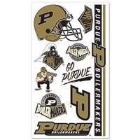 Purdue Boilermakers Temporary Tattoos